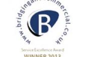 B&C Service Excellence Award 2013
