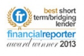 Financial Reporter Best Short Term Bridging Lender 2013