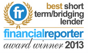 financial-reporter-best-short-term-bridiging Lender-award-2013