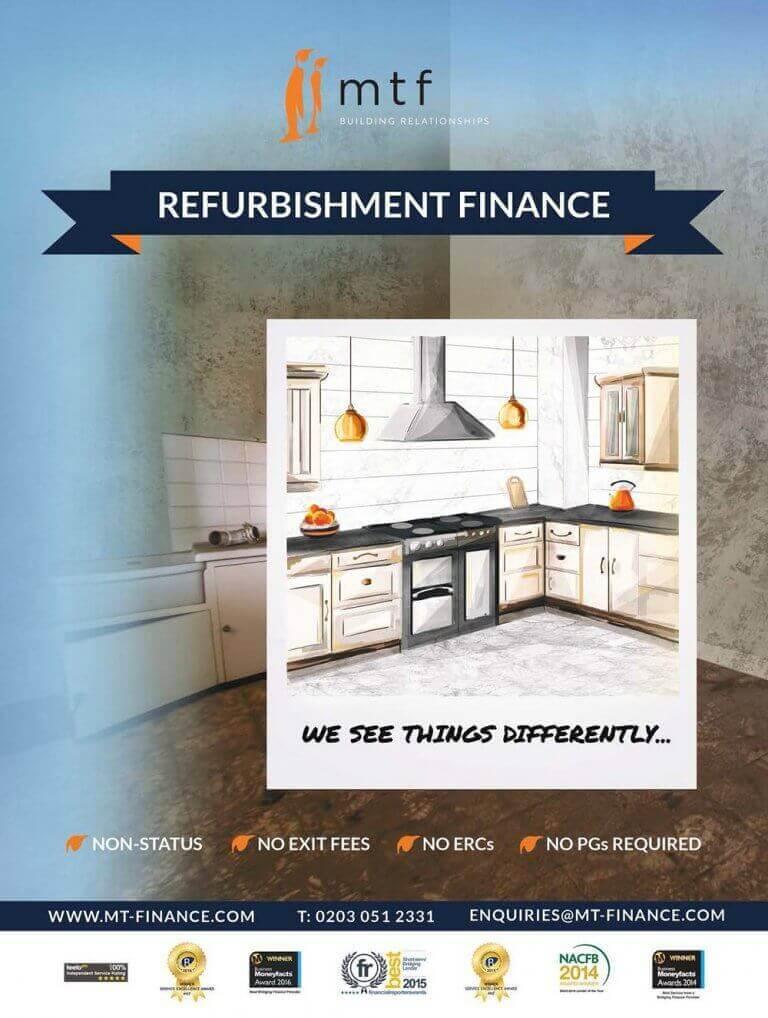Refurbishment-Loans