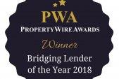 Bridging Lender of the Year 2018