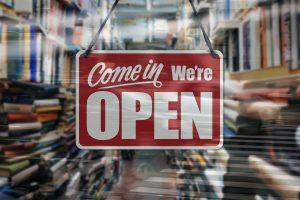 we're-open